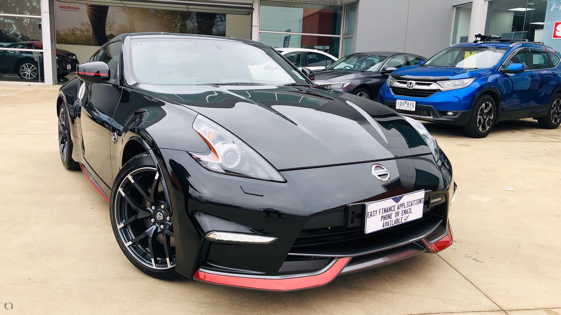 2018 Nissan 370z NISMO Z34