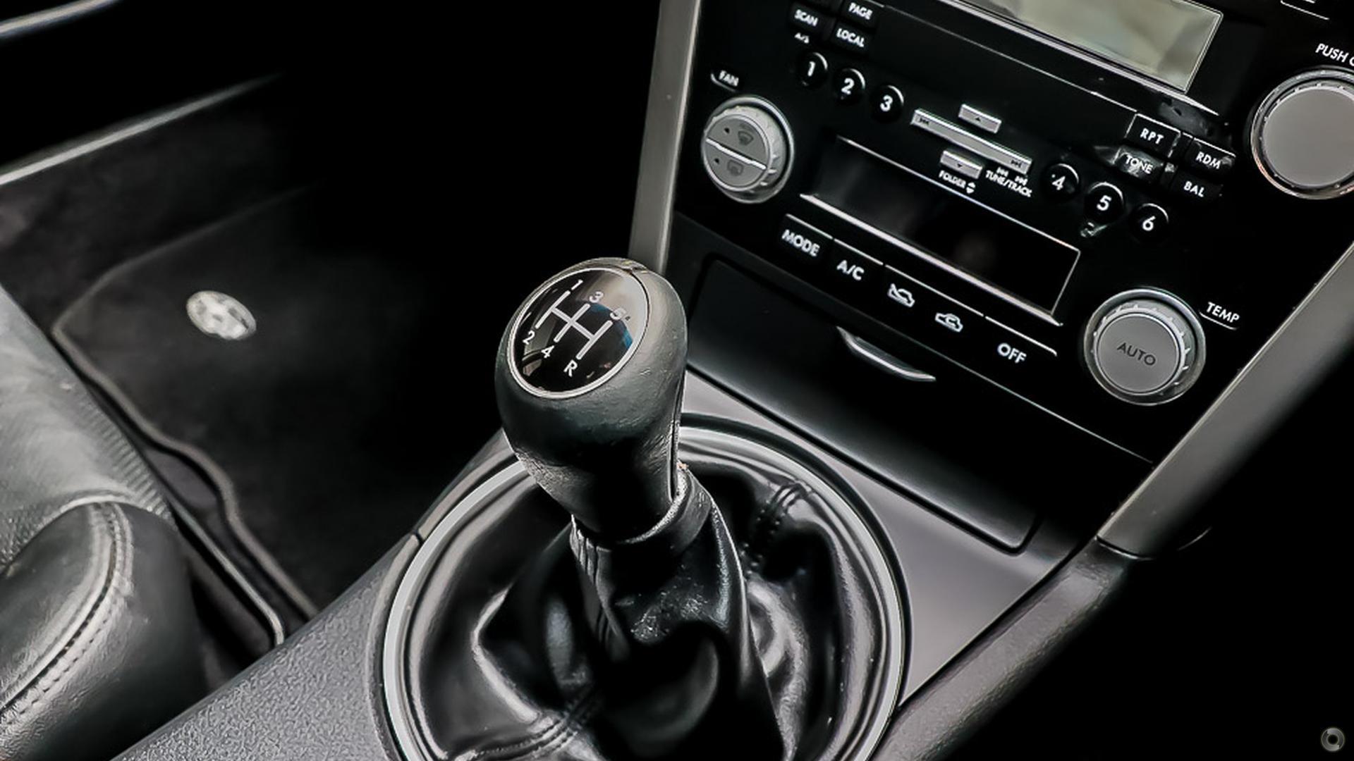 2009 Subaru Liberty Sport Edition 4GEN