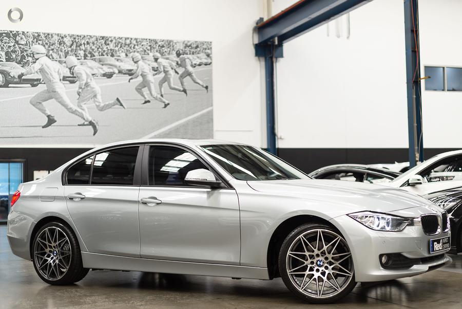 2012 BMW 320d  F30
