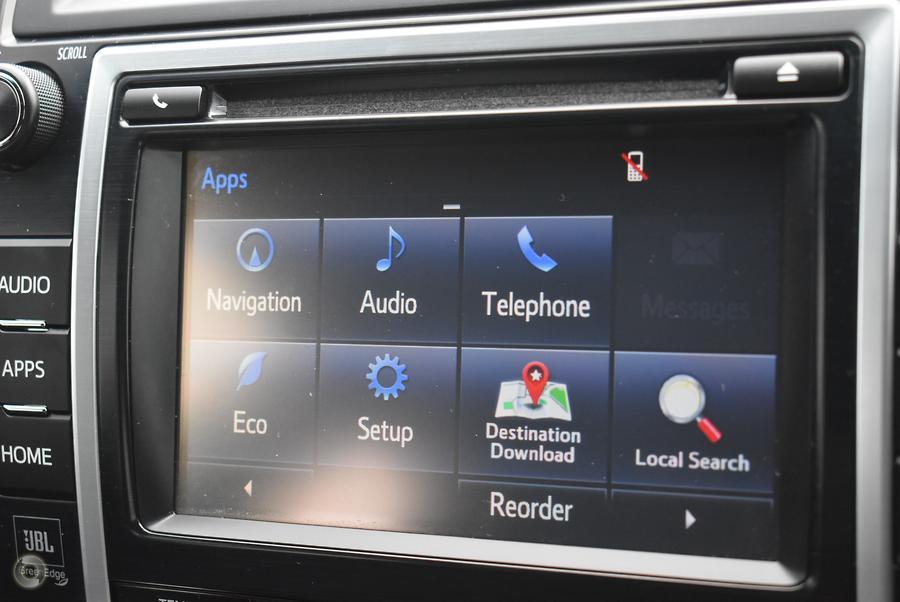 2016 Toyota Camry Atara SL AVV50R