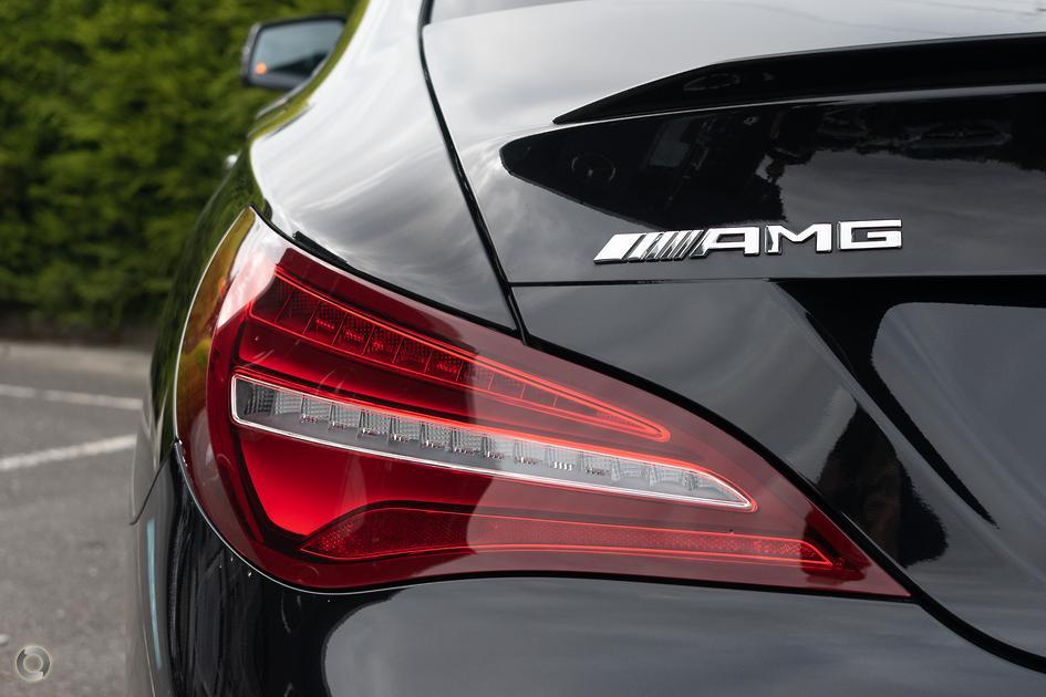 2018 Mercedes-Benz CLA 45 AMG Coupé