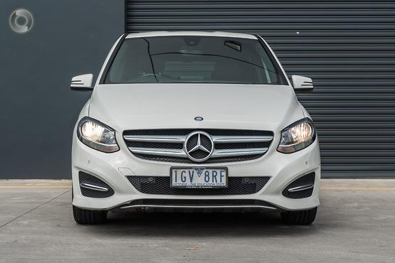 2016 Mercedes-Benz B 180