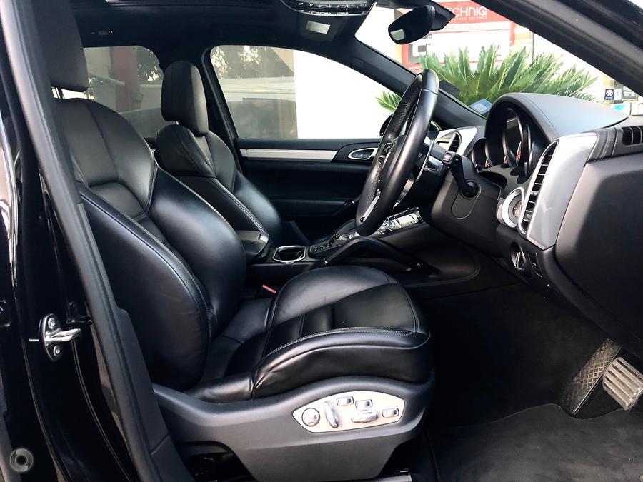 2016 Porsche Cayenne S Diesel 92A