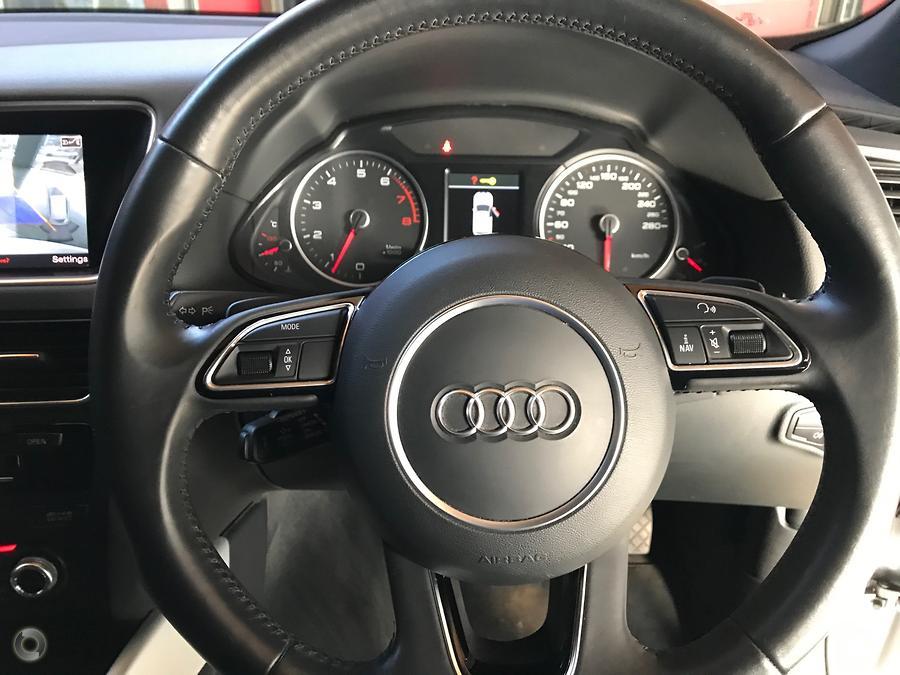 2016 Audi Q5 TFSI Sport Edition 8R