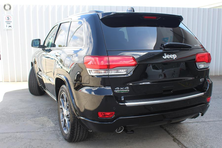 2019 Jeep Grand Cherokee Overland WK