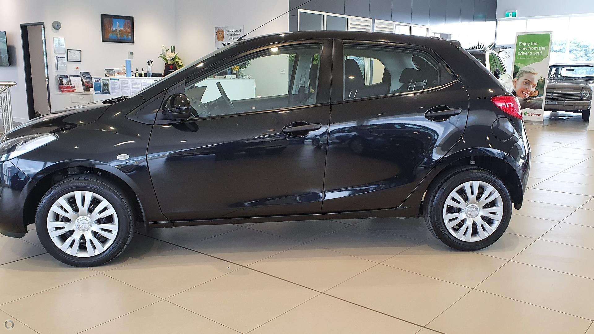 2010 Mazda 2 Neo DE Series 1