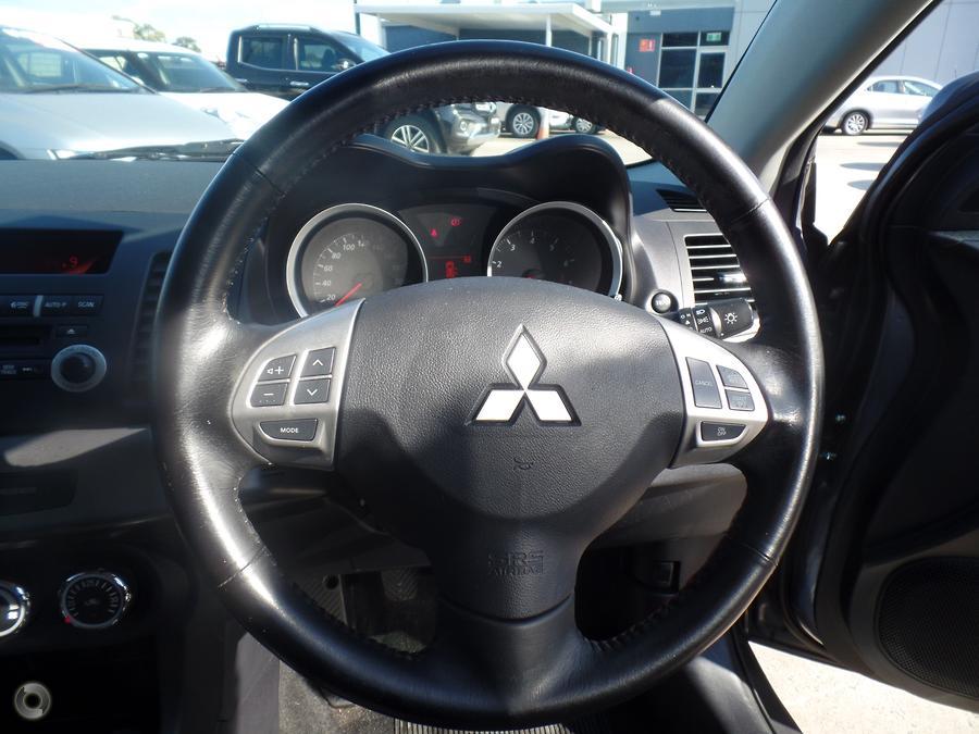 2010 Mitsubishi Lancer VR CJ