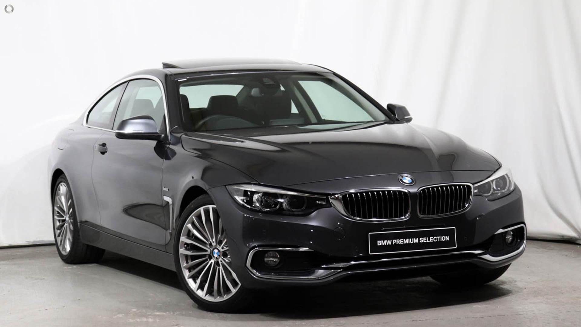2018 BMW 420i Luxury Line