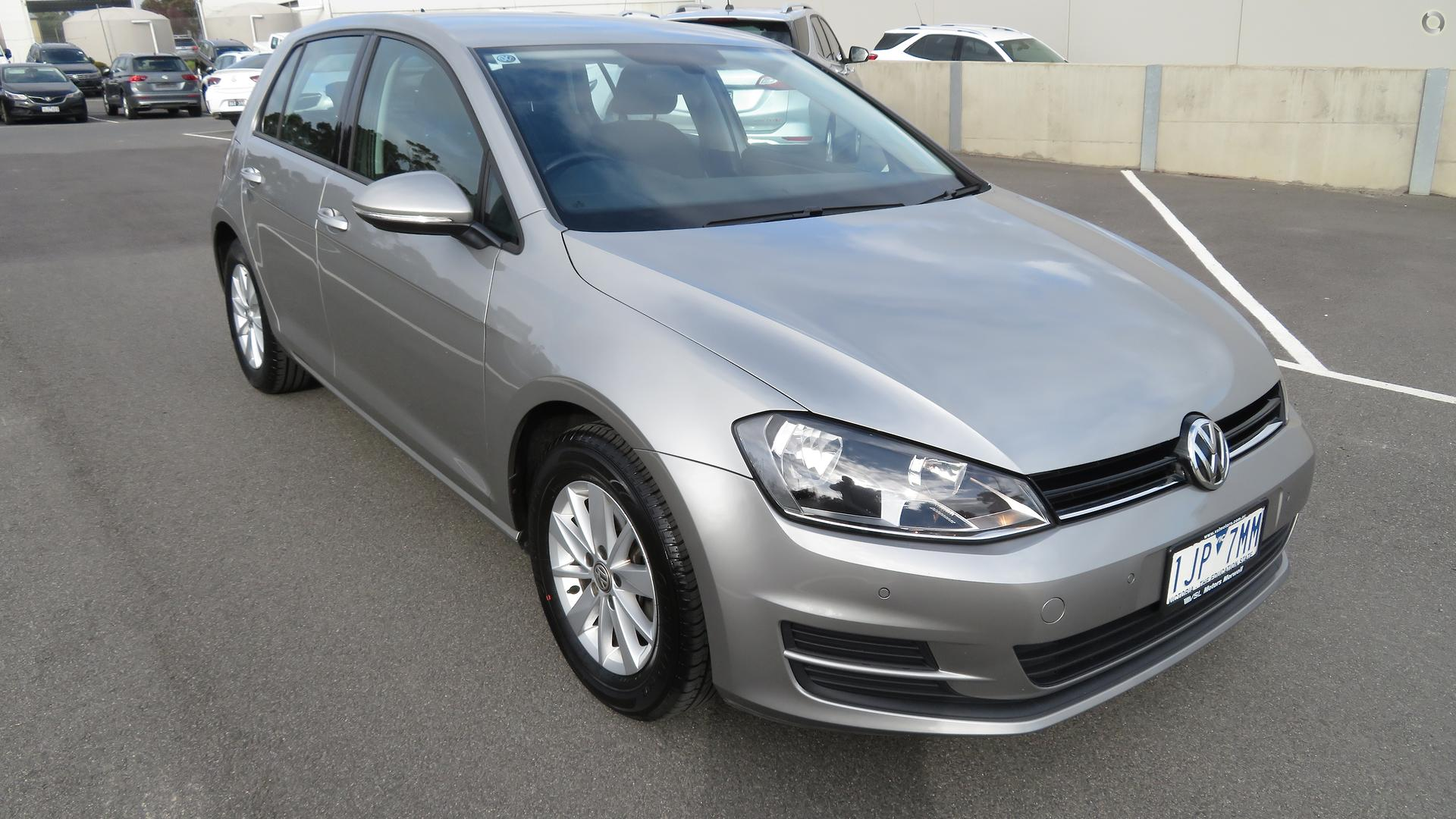 2017 Volkswagen Golf 7