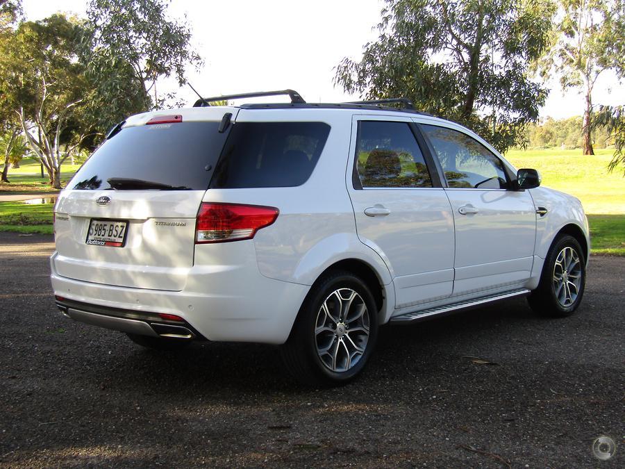 2012 Ford Territory Titanium SZ