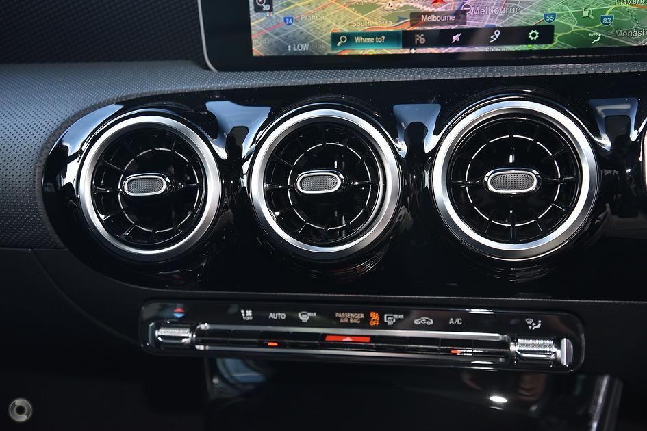 2019 Mercedes-Benz A 200 Sedan
