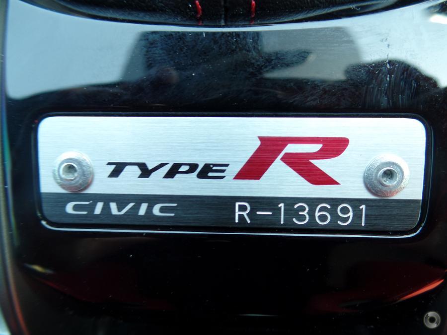 2018 Honda Civic Type R 10th Gen