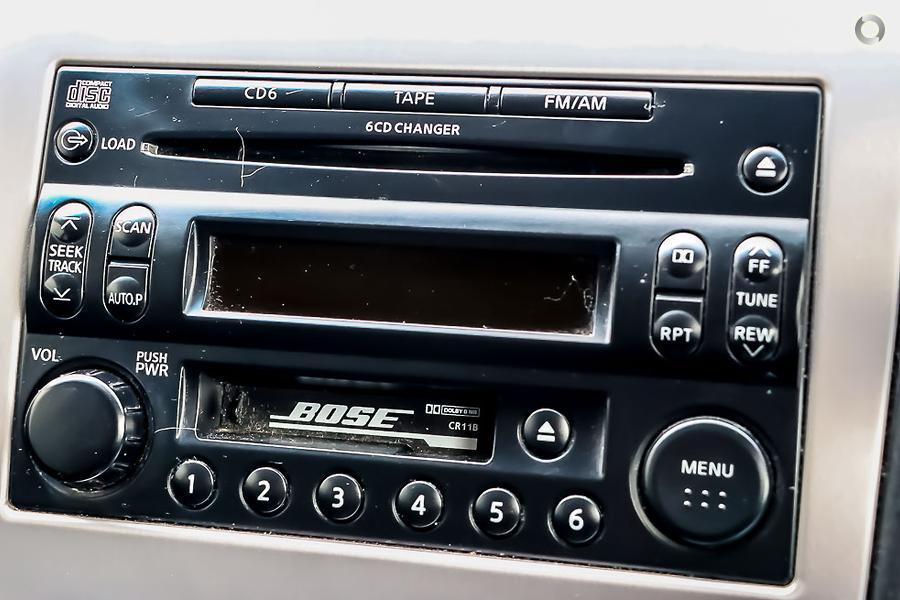 2007 Nissan Murano ST Z50