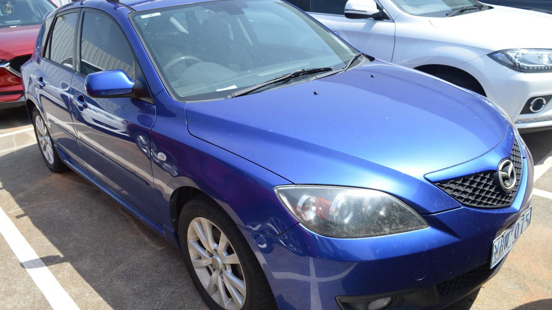 2006 Mazda 3 Maxx Sport BK Series 1
