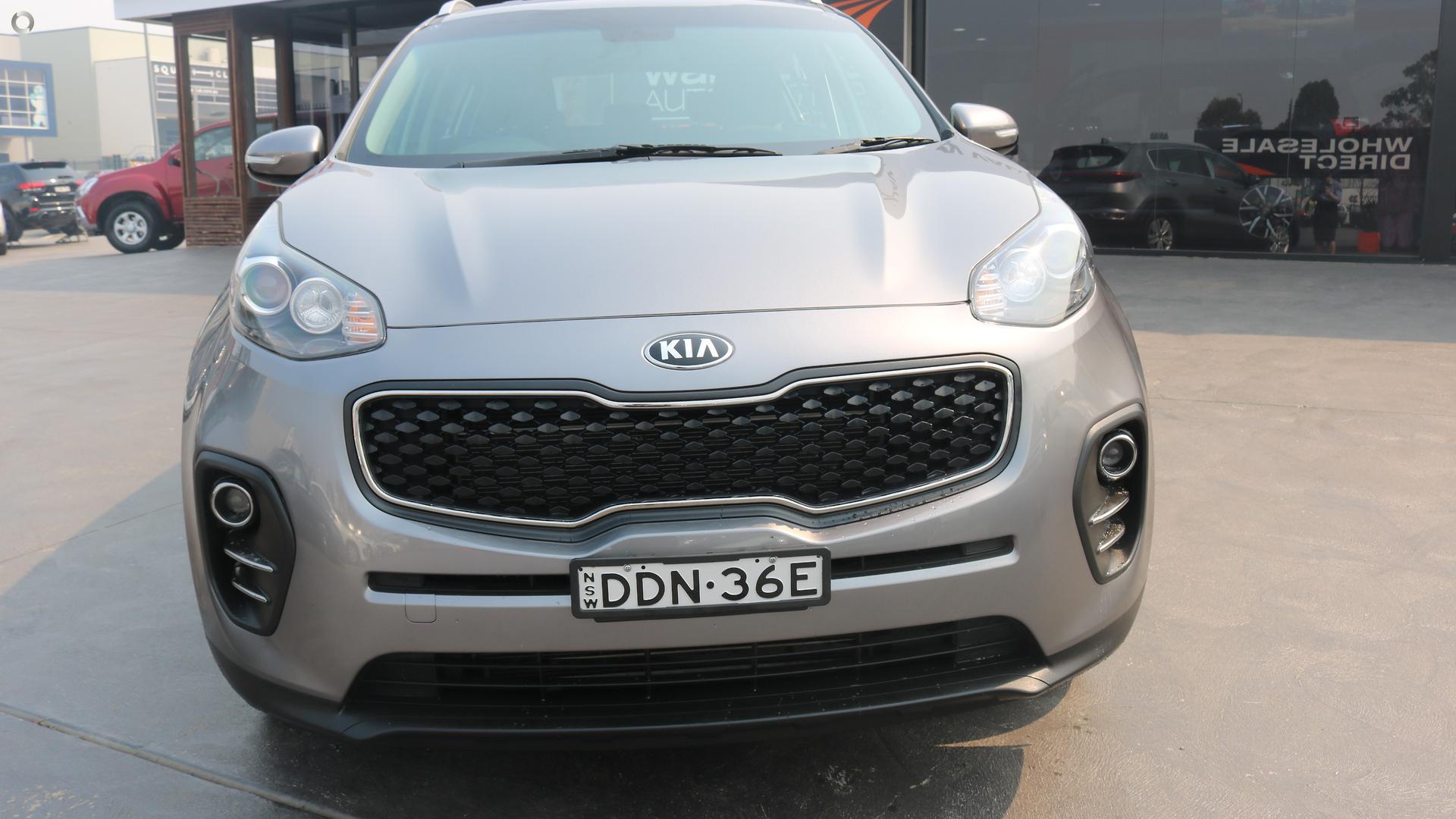 2016 Kia Sportage Si QL