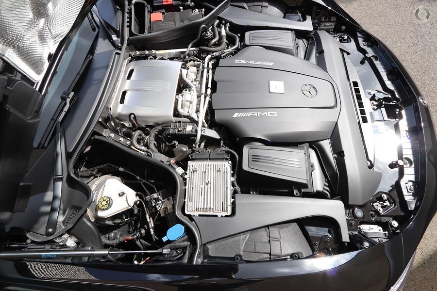 2018 Mercedes-Benz AMG GT C R190