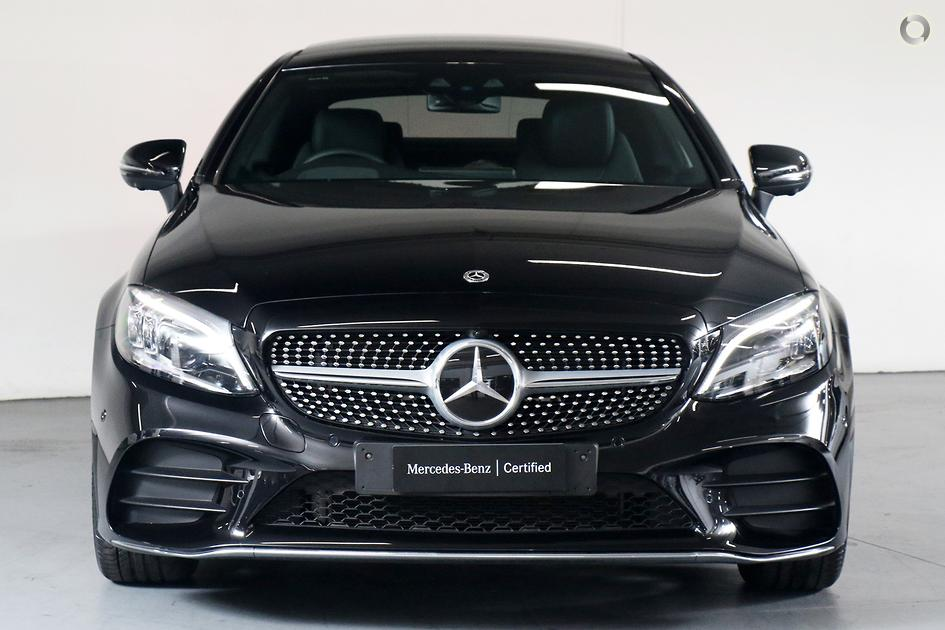 2019 Mercedes-Benz C-CLASS Coupe