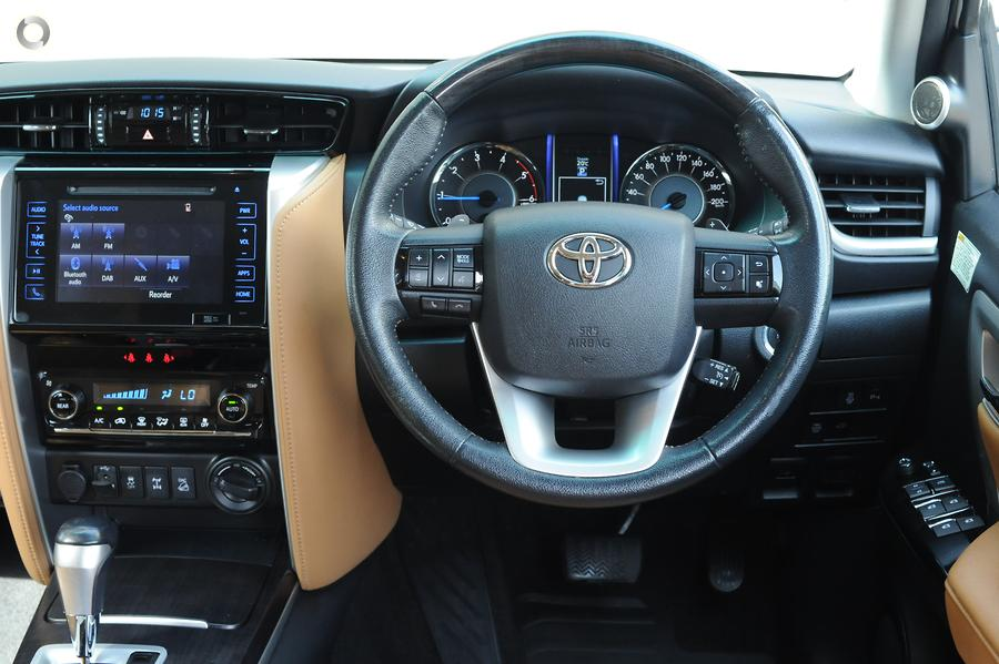 2016 Toyota Fortuner Crusade GUN156R