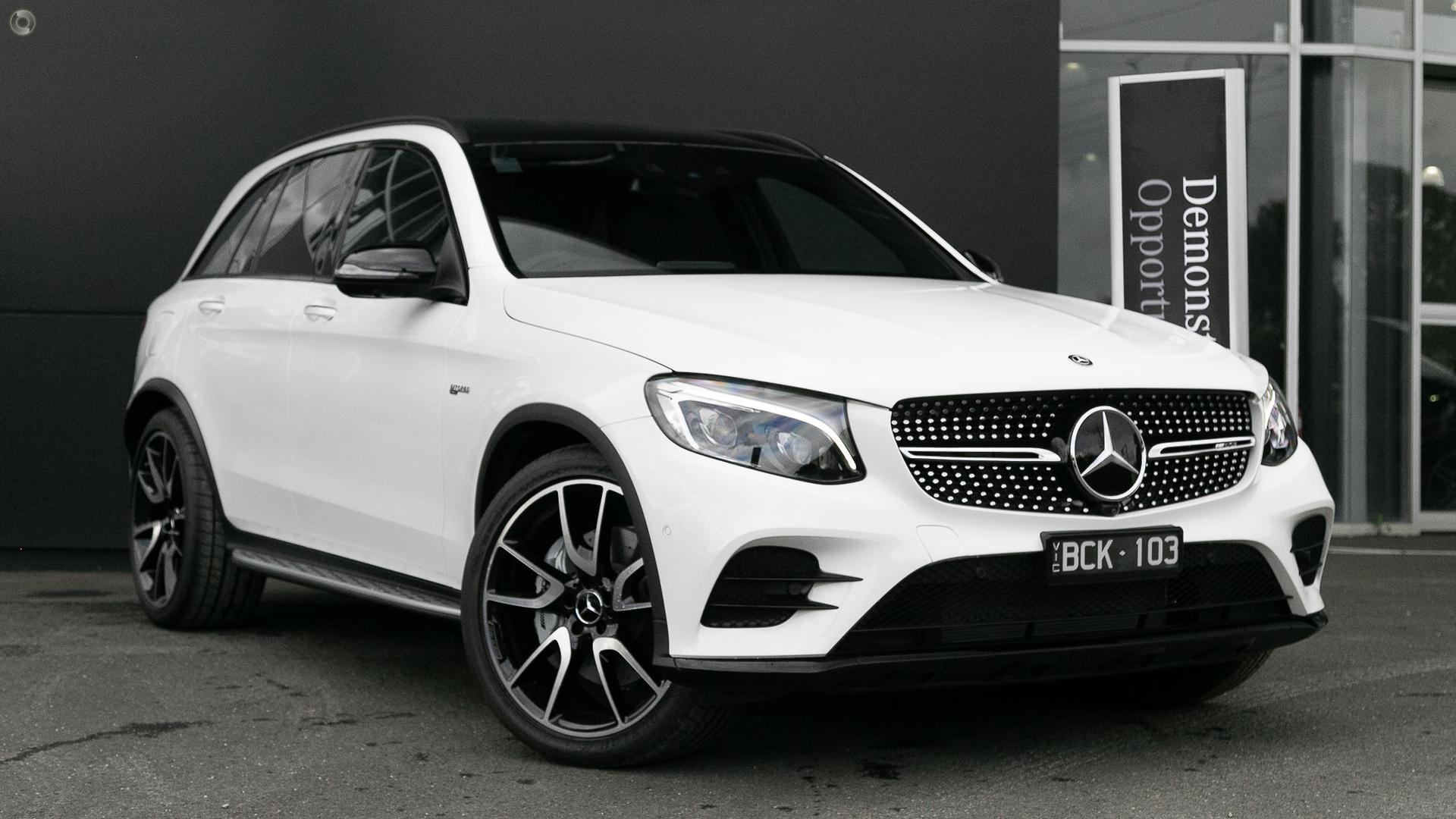 2019 Mercedes-Benz GLC 43 Suv