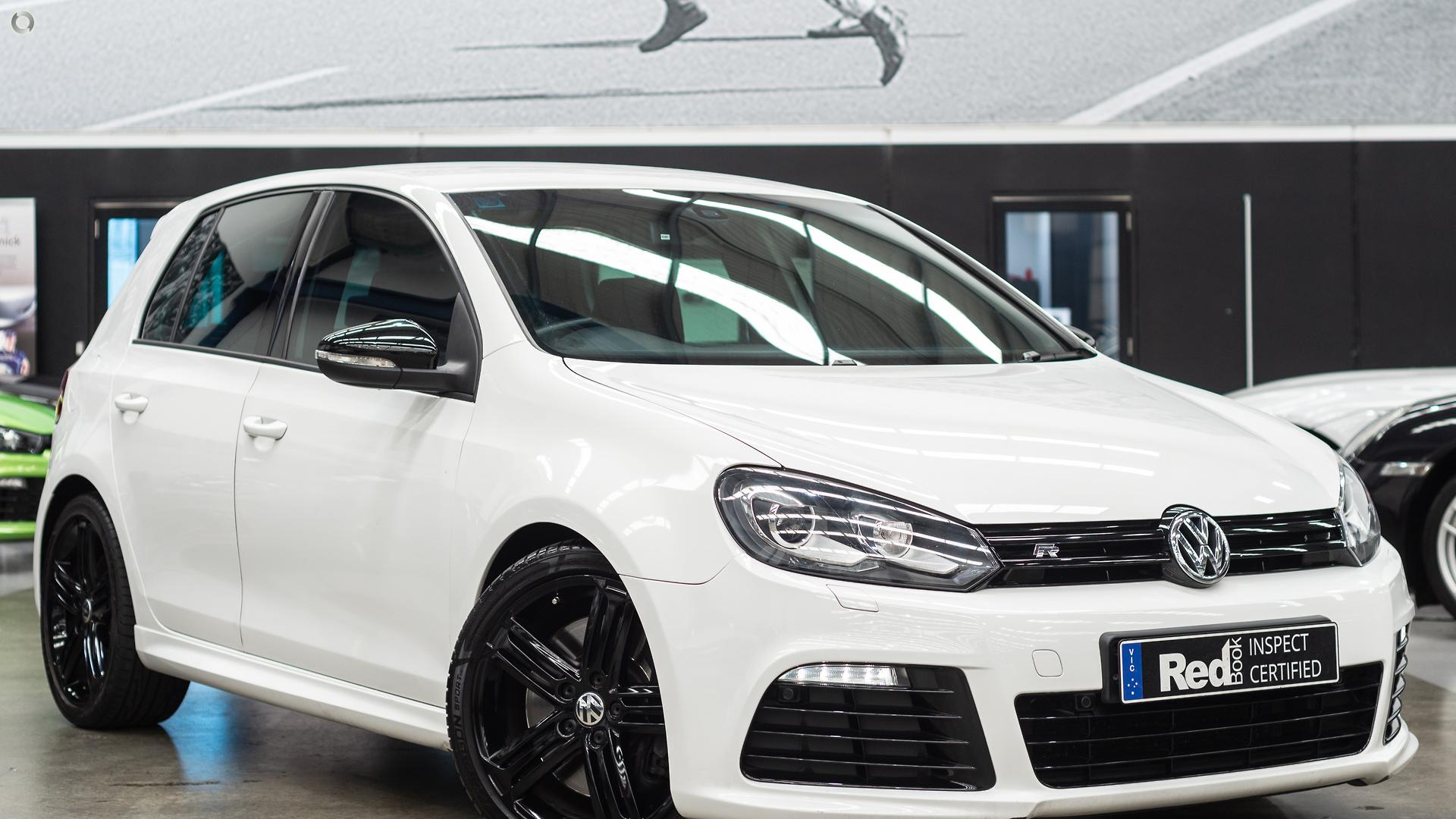 2013 Volkswagen Golf R 7