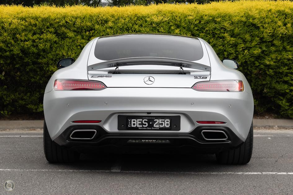 2019 Mercedes-Benz AMG GT Coupé