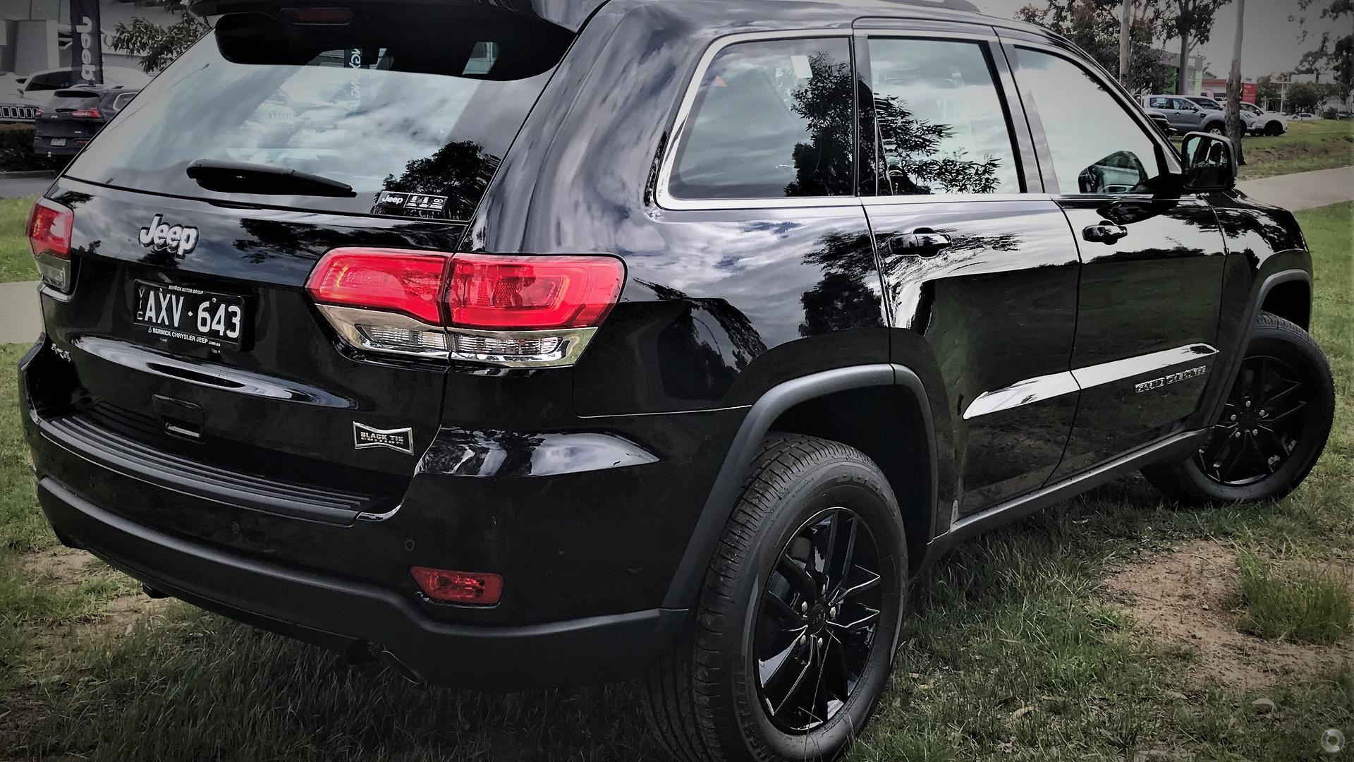 2018 Jeep Grand Cherokee WK