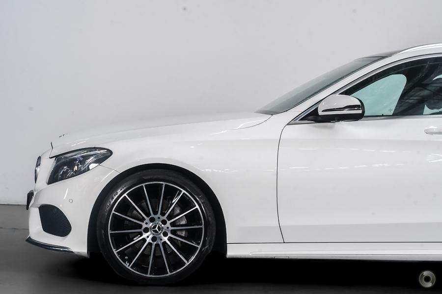 2017 Mercedes-Benz C200 d  S205
