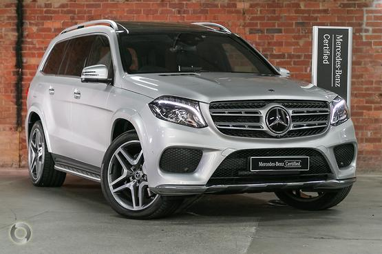 2019 Mercedes-Benz GLS 350 D