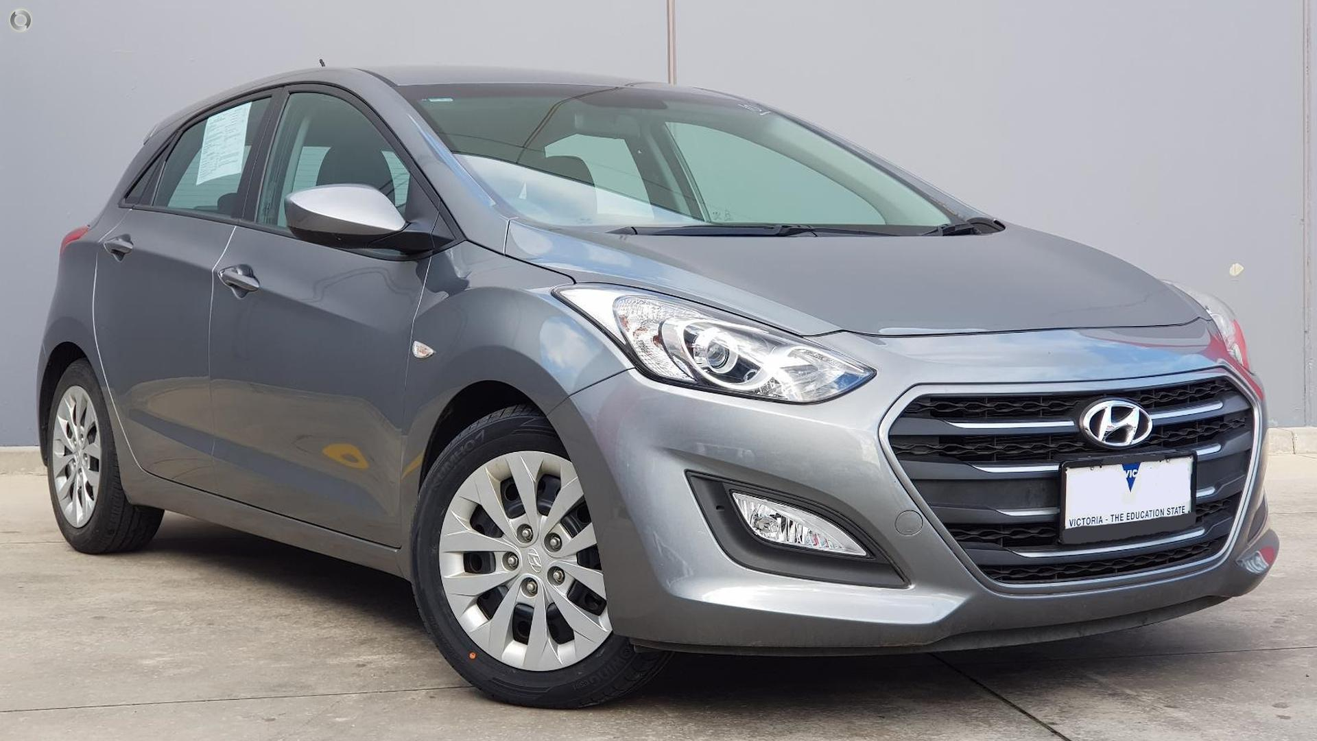 2017 Hyundai I30 GD4 Series II