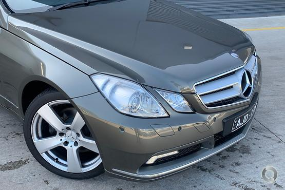2009 Mercedes-Benz E 350 AVANTGARDE