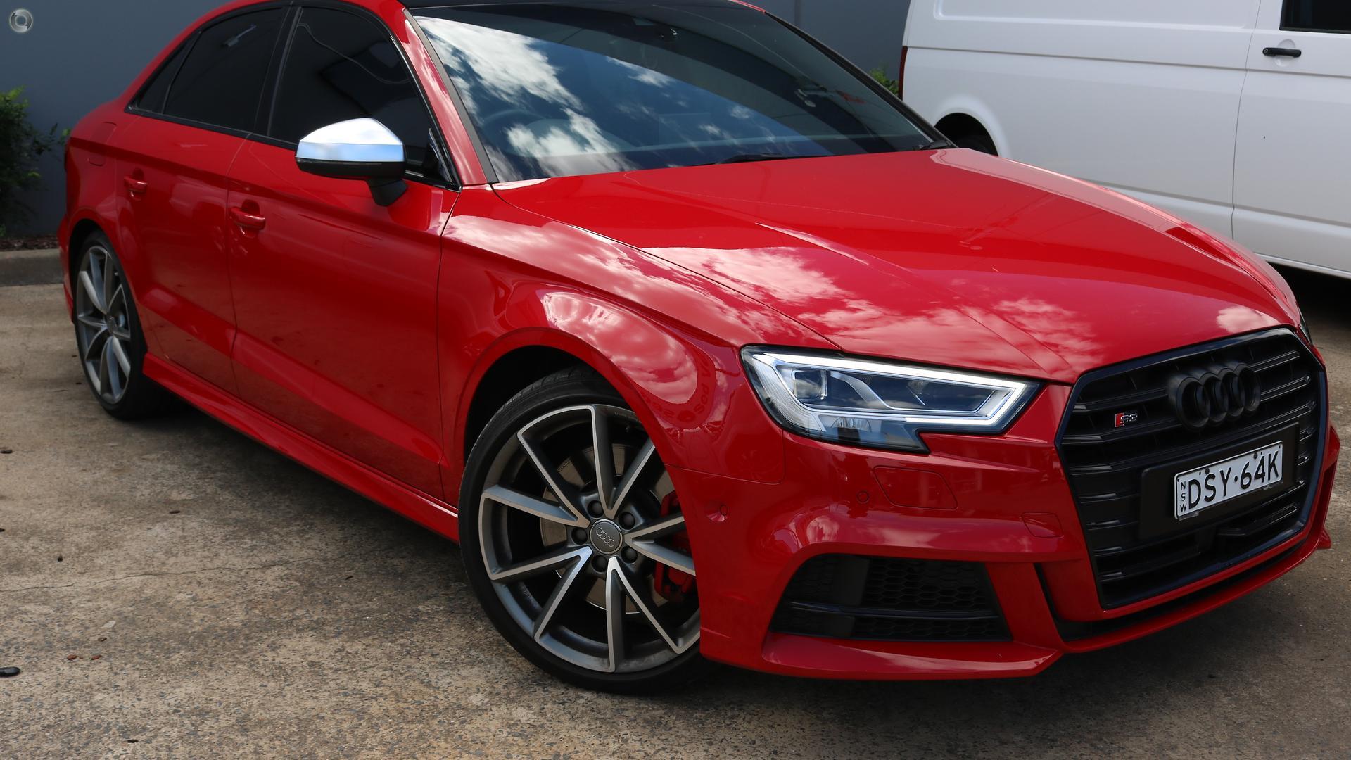 2017 Audi S3  8V