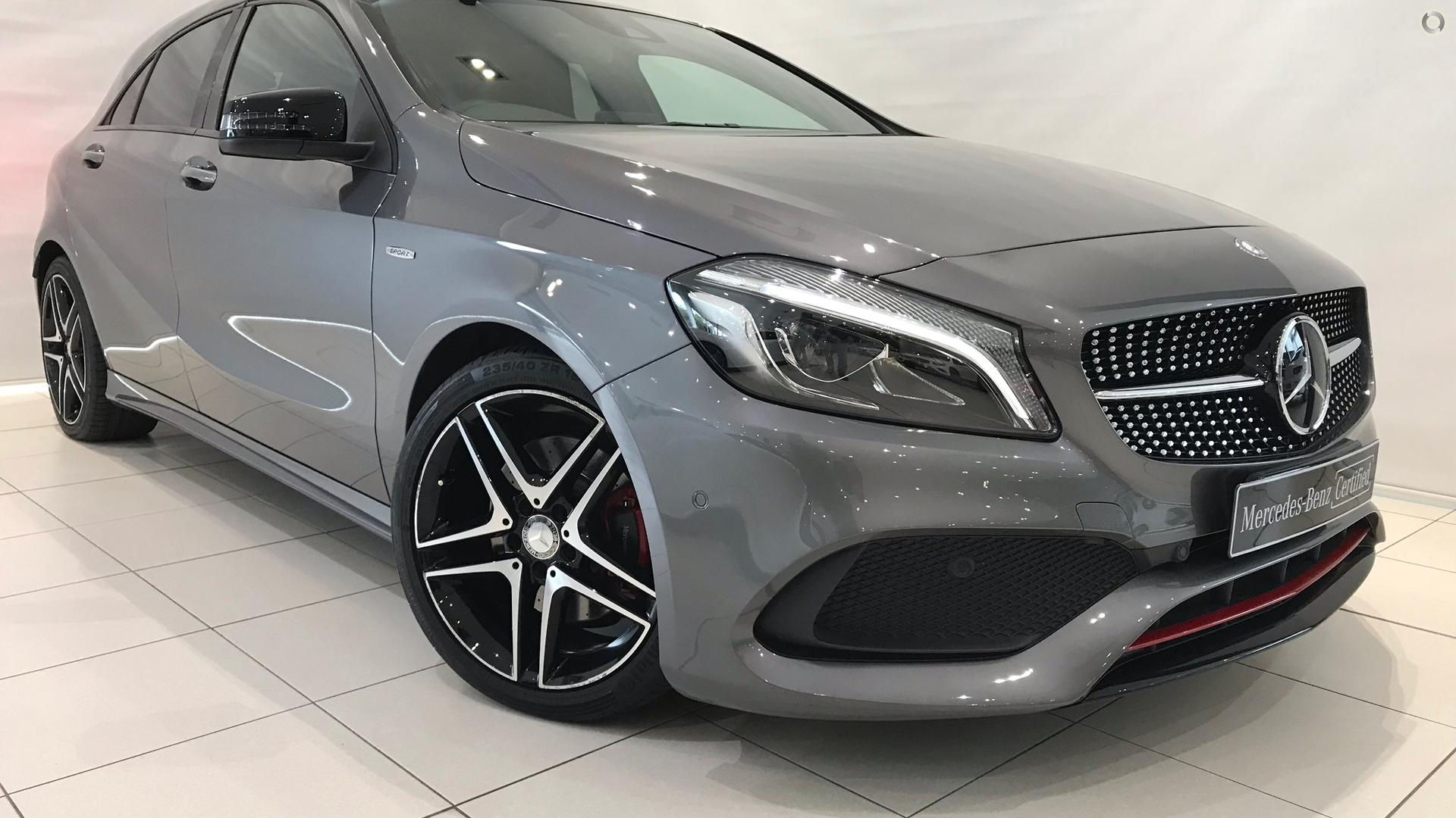 2016 Mercedes-Benz A 250 SPORT Hatch