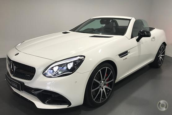 2016 Mercedes-Benz SLC 43 AMG