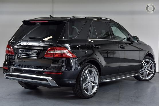 2014 Mercedes-Benz ML 350 BLUETEC
