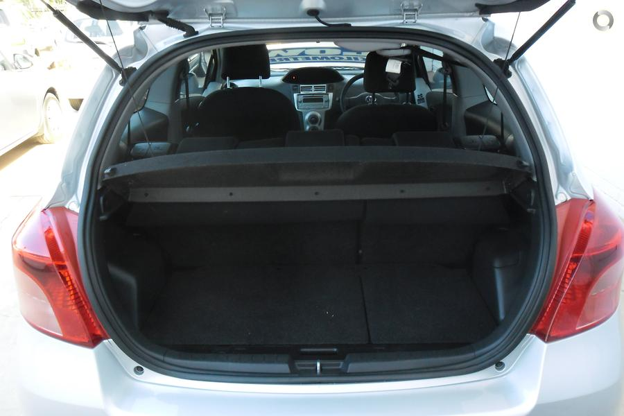 2007 Toyota Yaris YR NCP90R