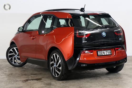 2015 BMW i 3 60Ah