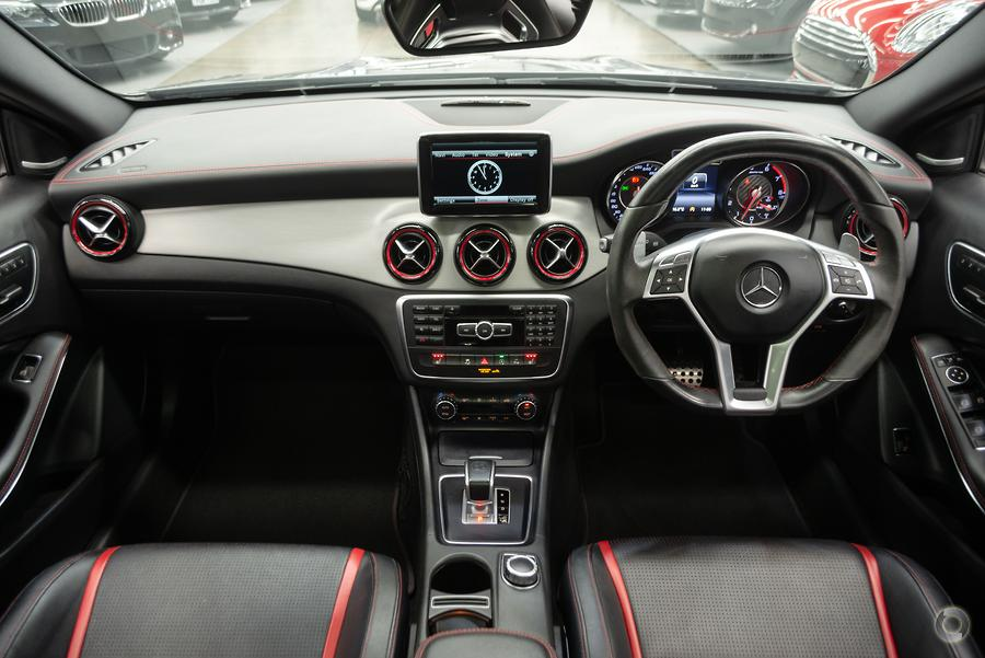 2015 Mercedes-Benz GLA-Class GLA45 AMG X156