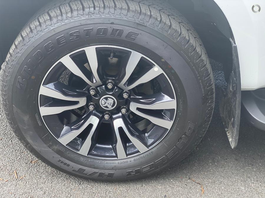 2017 Holden Colorado LTZ RG
