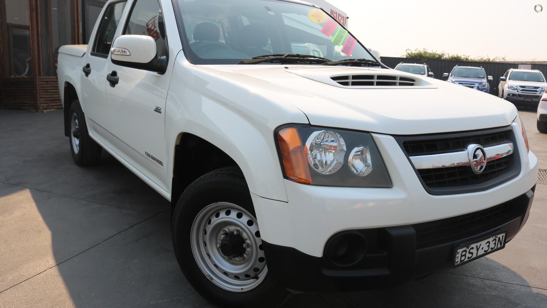 2009 Holden Colorado LX RC