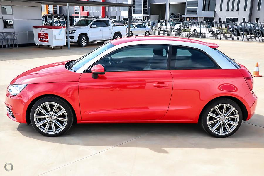 2011 Audi A1 Attraction 8X