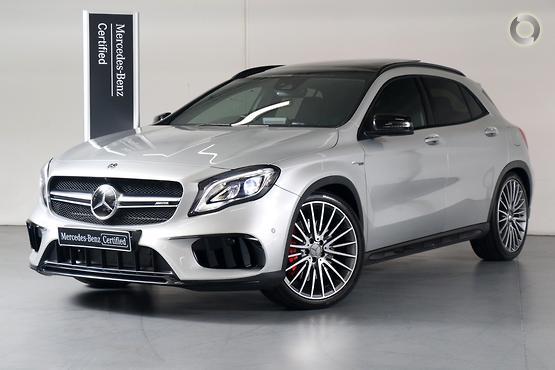 2017 Mercedes-Benz GLA 45 AMG