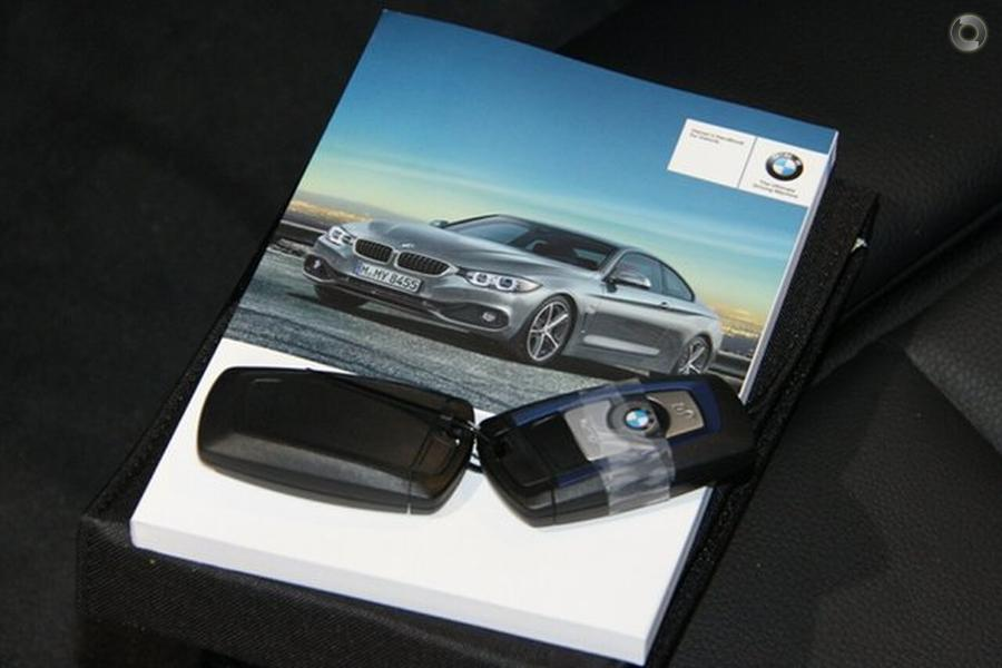2017 BMW 420i M Sport