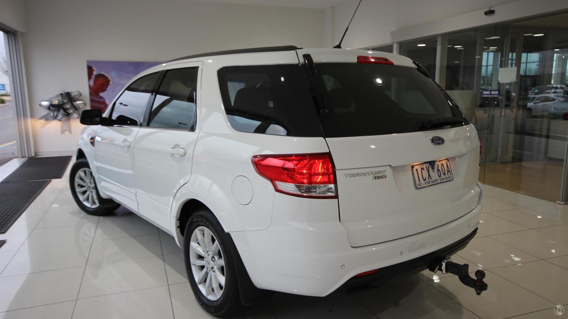 2014 Ford Territory TX SZ MkII