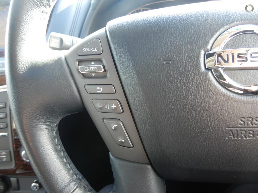 2017 Nissan Patrol Ti-L