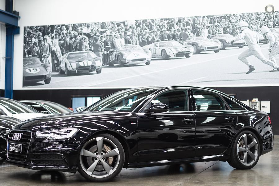 2014 Audi A6 S Line Bi-Turbo C7