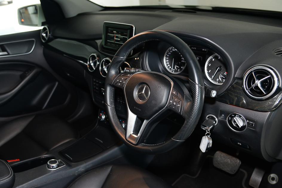 2014 Mercedes-Benz B 200 Hatch