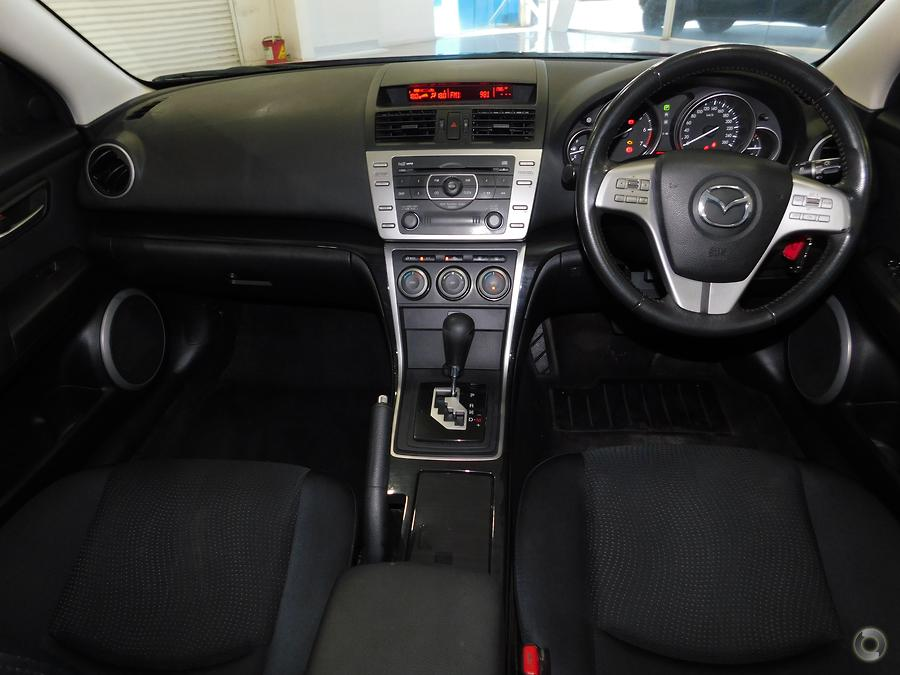 2009 Mazda 6 Classic GH Series 1