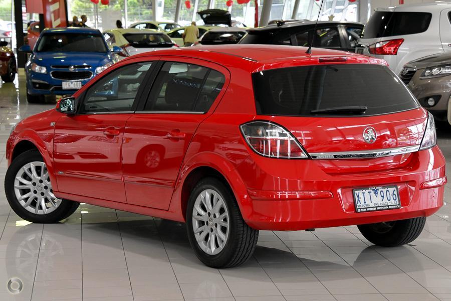 2009 Holden Astra CDX AH