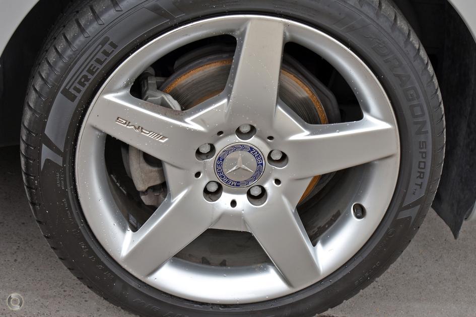 2011 Mercedes-Benz B 200 Hatch