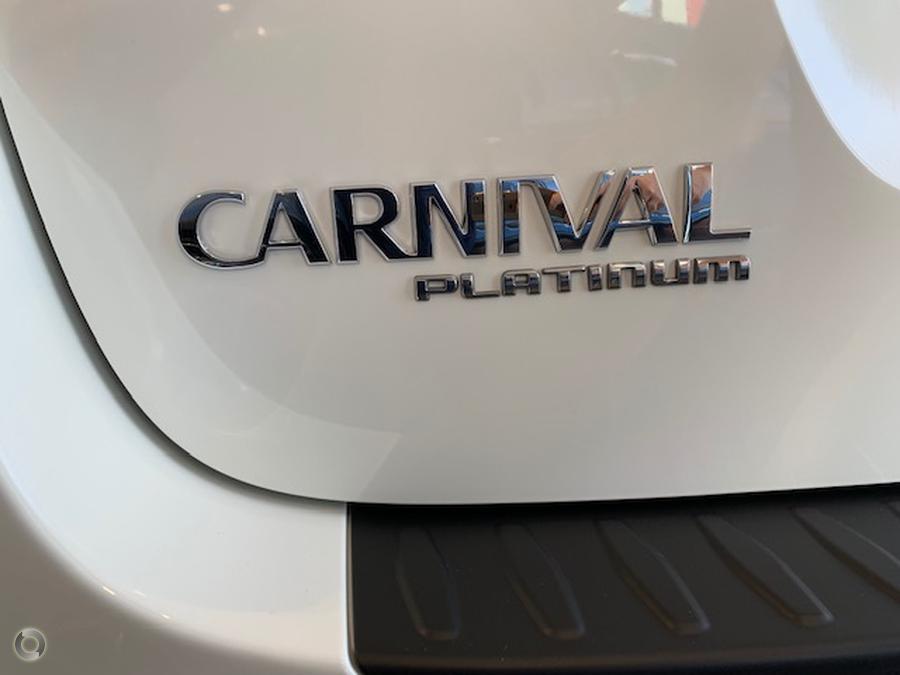 2019 Kia Carnival Platinum YP